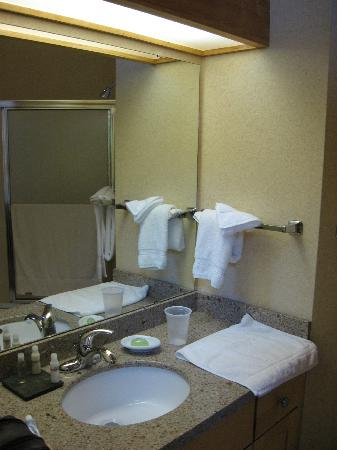 Bluefin Bay on Lake Superior : bathroom