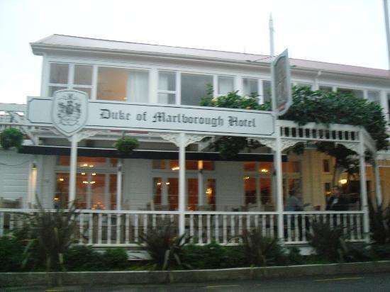 Duke of Marlborough Hotel: A nice clean hotel