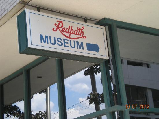 Redpath Sugar Museum