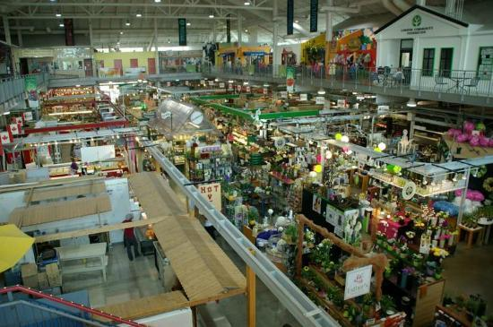 Covent Market: Inside the market