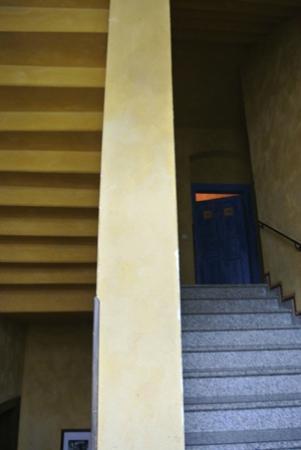 Mezcalero: stairwell