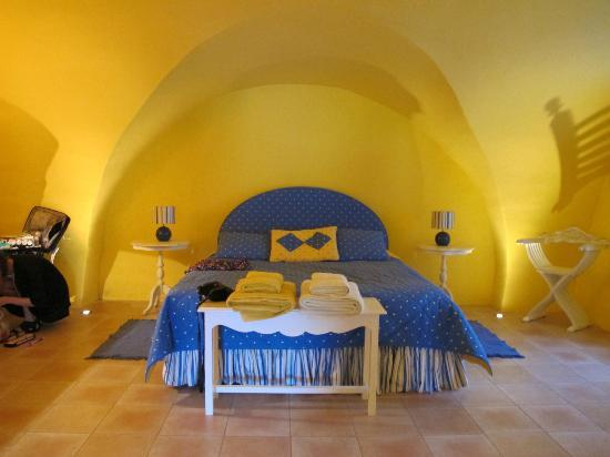 Le Mas del Sol: Bedroom