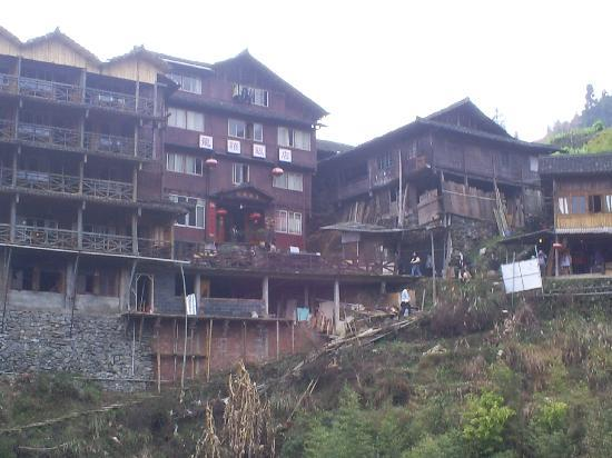 Leader Guest House Longsheng Longji: top of the mountain