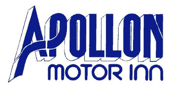 Apollon Motor Inn: Logo