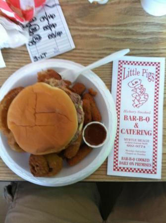 Little Pigs Bar-B-Q: Try it to believe it!