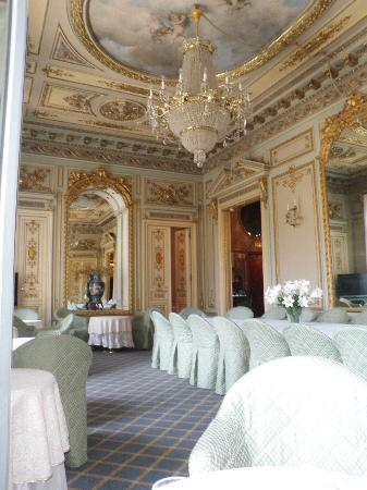Continental Palacete: Dining area