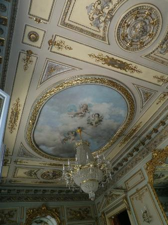 Continental Palacete : Dining area ceiling