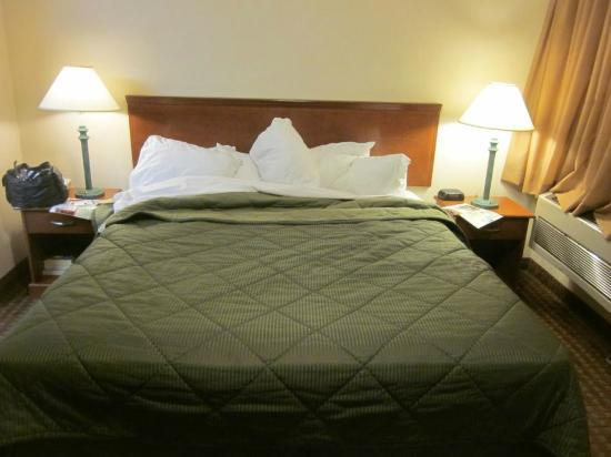 Ramada Limited San Diego/Near SeaWorld: King bed