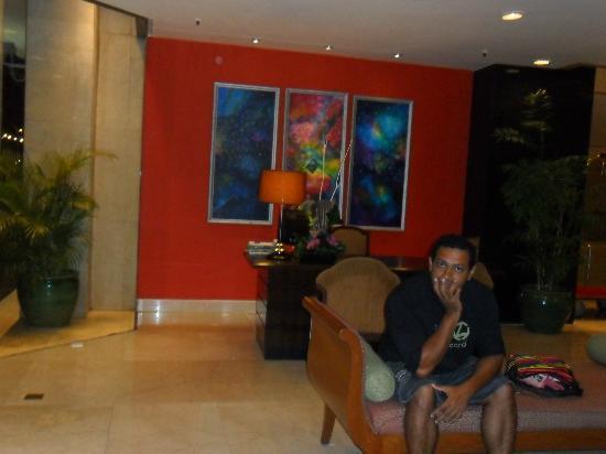 Melia Kuala Lumpur : hall