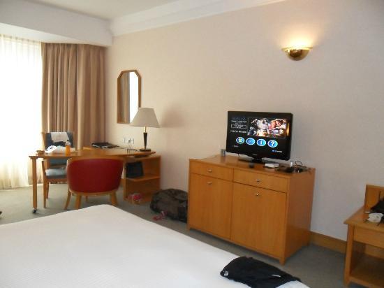 Melia Kuala Lumpur : chambre