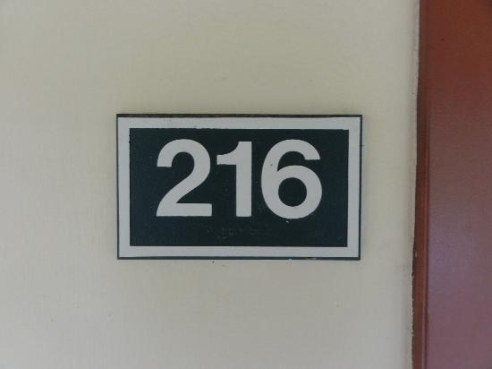 Astoria Riverwalk Inn: Room 216!