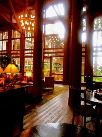 Alderbrook Resort & Spa: Lobby