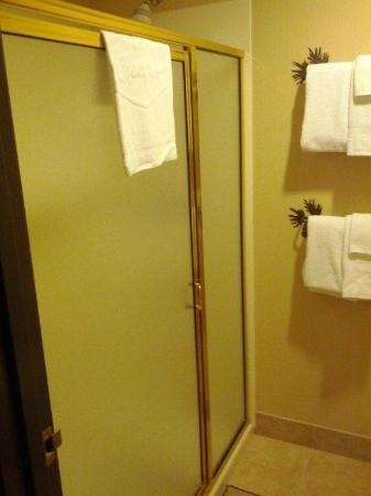 Hampton Inn Kalispell: bathroom