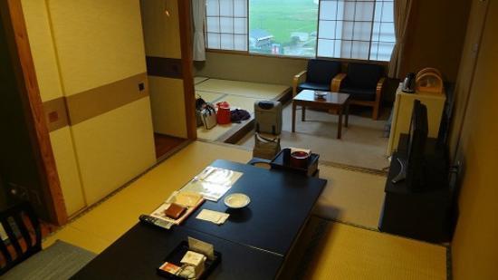 Senami Grand Hotel Haginoya: 旧館6階2