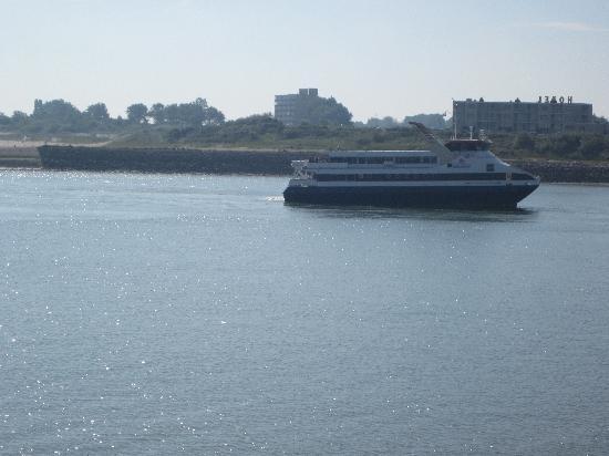 Veerboot Vlissingen-Breskens v.v.