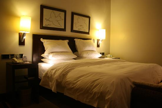 The Wharf Hotel & Marina: Rooms - Bed