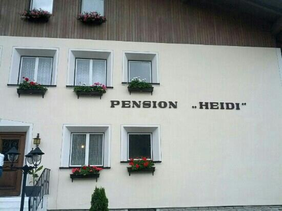 Pension Heidi