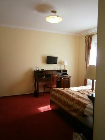 Hotel U krale: kamer