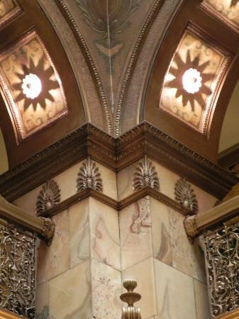 The Spa at The Brown Palace : hotel detail