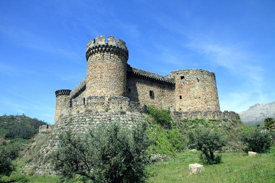 Navarredonda de Gredos, Spain: Sierra de Gredos - Mombeltran