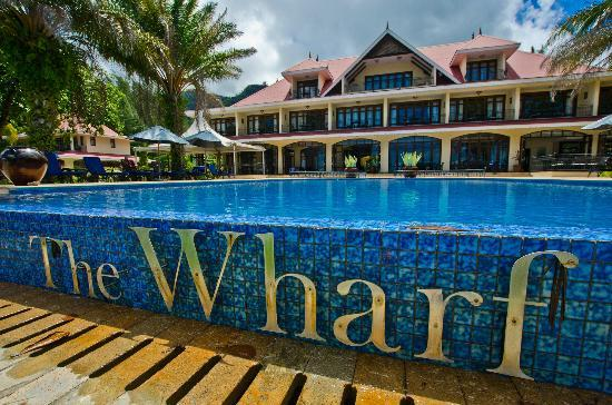 The Wharf Hotel & Marina: Hotel View
