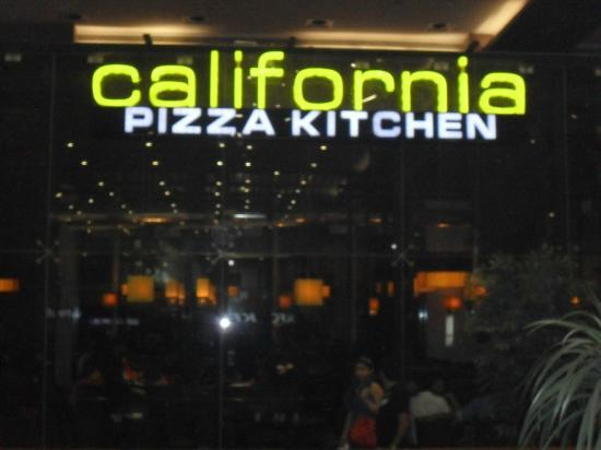 California Pizza Kitchen India Locations