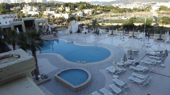Bellacasa Suites & Club : view from room