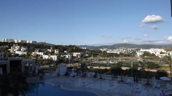 Bellacasa Suites & Club : view from hotel