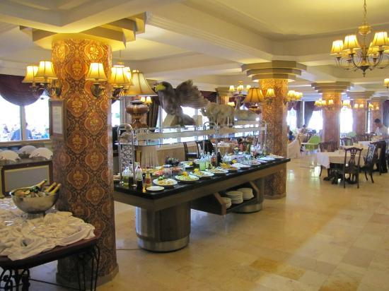 Botanik Hotel & Resort: Main restaurant