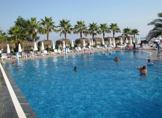 Botanik Hotel & Resort: Relax pool