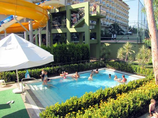Botanik Hotel & Resort: Jacuzzi pool