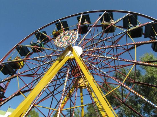 Botanik Hotel & Resort: Funfair wheel