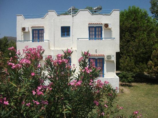 Neptune Mare : villas seems good