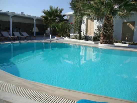 Vanilla Hotel : Poolside 1