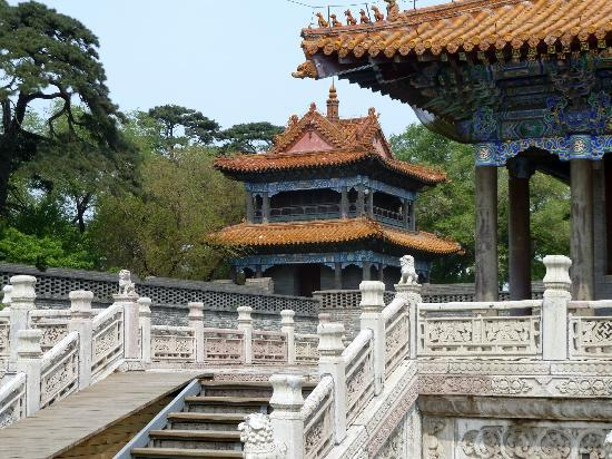 Shenyang Dongling Park : Pavilions