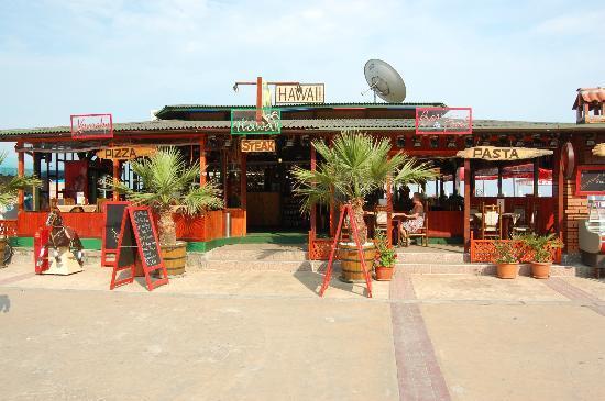 Hawaii Restaurant and bar Sunny Beach : Hawaii Sunny Beach Bulgaria
