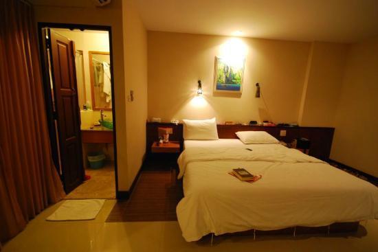 Ploen Chaweng Koh Samui: superior room
