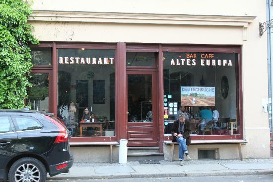 cafe altes europa