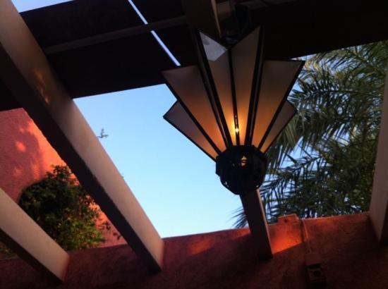 Terrasse Lampe Picture Of La Vina De Calpe Calpe Tripadvisor
