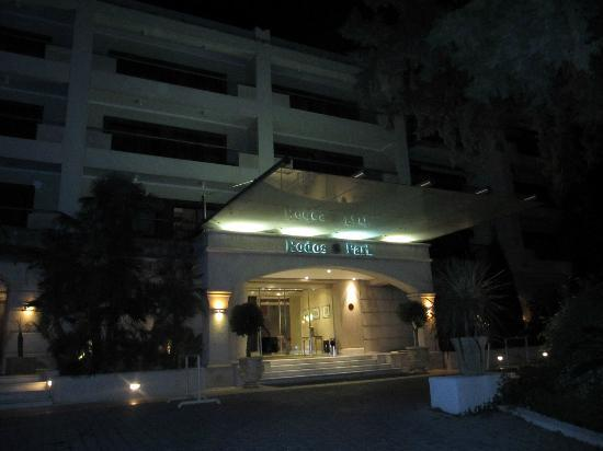 Rodos Park Suites & Spa: Hotel Rodos Park Suites and Park