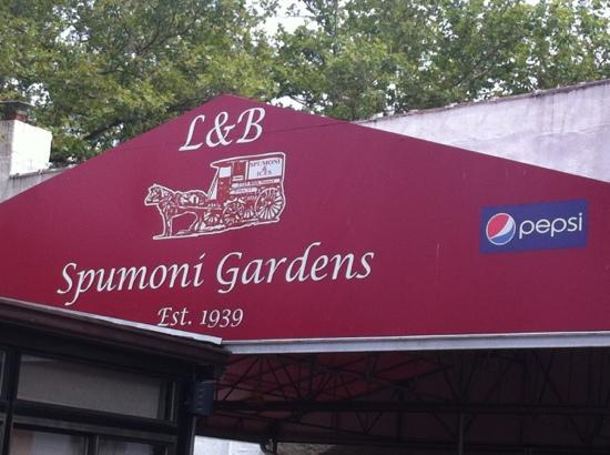 Spumoni Gardens Picture Of L B Spumoni Gardens Brooklyn Tripadvisor