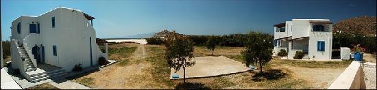 Mikri Vigla, Grecja: Panoramic view