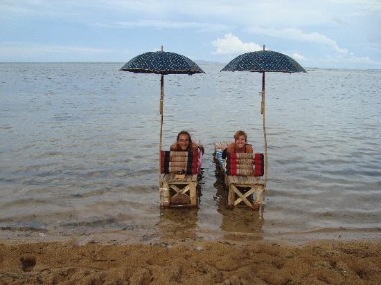 Anino Kite Retreat: Sonnenbaden Victoria Art