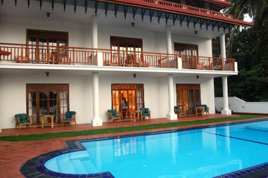 The Waterside Bentota: The Property