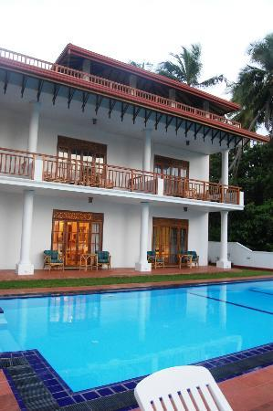 The Waterside Bentota: The rooms