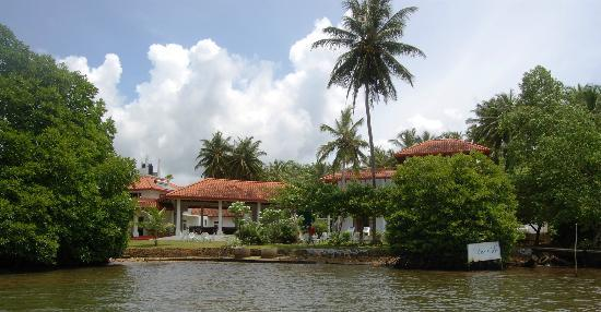 The Waterside Bentota: Hotel