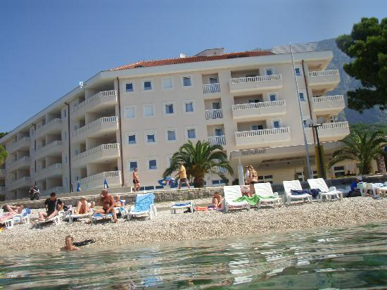 Aparthotel Tamaris : Tamaris Hotel