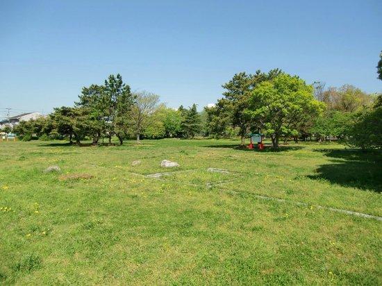 Remains of Totomi Kokubunji Temple: ここの国分寺があったのでしょう