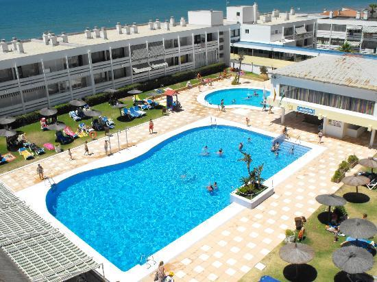 Hotel Flamero: PISCINA