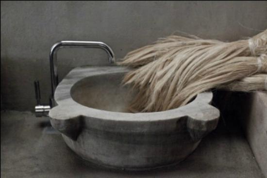 Hammam Baths: boudoir